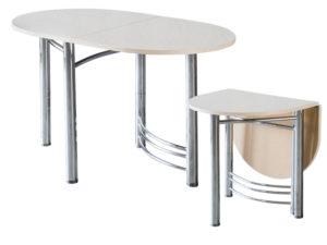 Стол обеденный - Пристенный